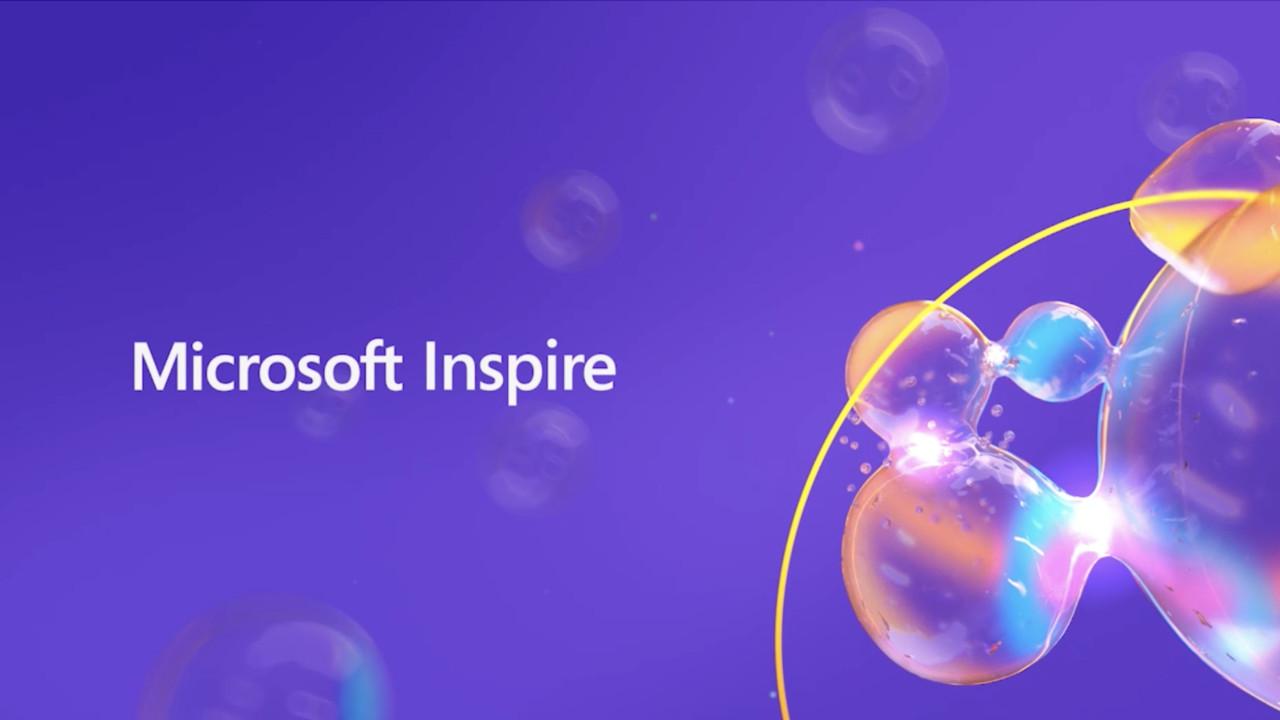 Microsoft Inspire 2021: Les annonces à retenir